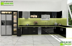 Tủ bếp BAP02-01